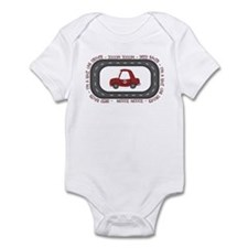 Race Car Driver Onesie