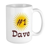 Personalized Dave Mug