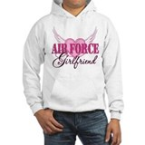 Air Force Girlfriend Wings Hoodie