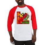 Brazil JiuJitsu baseball shirt, Whole New Level 1