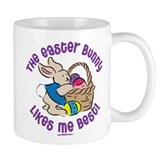 THE EASTER BUNNY LIKES ME BEST! Mug