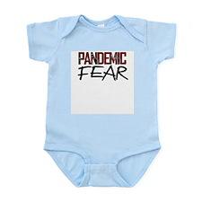Pandemic Fear Infant Creeper