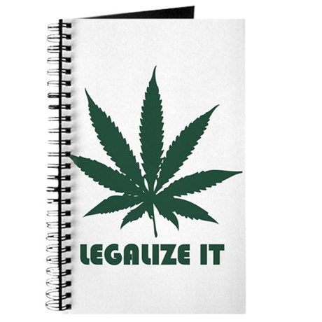 Legalize It Journal