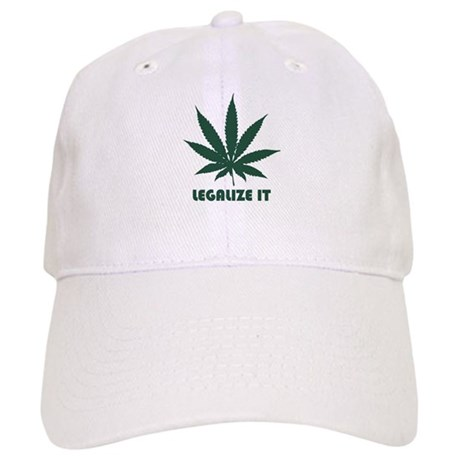 Legalize It Cap