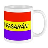 &#161;No pasar&#225;n! Mug