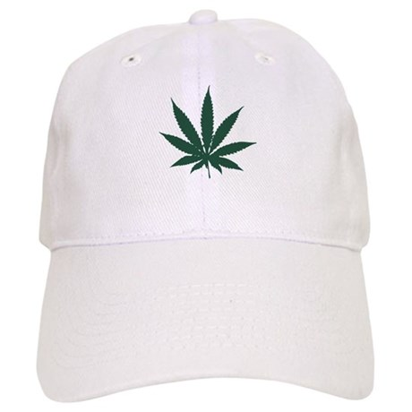Cannabis Leaf Cap
