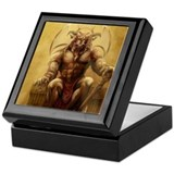 Fantasy Art Keepsake Box