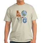 Love Earth Light T-Shirt
