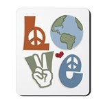 Love Earth Mousepad