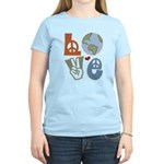 Love Earth Women's Light T-Shirt