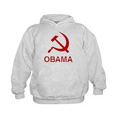 Socialist Obama Kids Hoodie