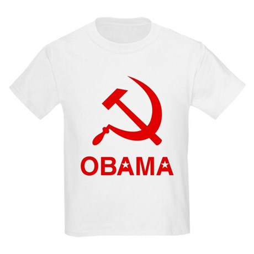 Socialist Obama Kids Light T-Shirt