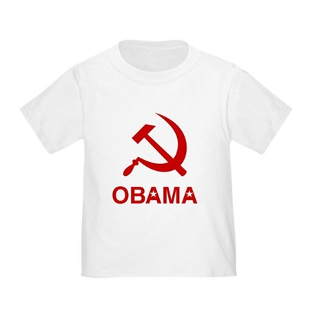 Socialist Obama Toddler T-Shirt