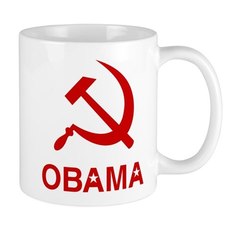 Socialist Obama Mug