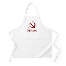 Socialist Obama BBQ Apron
