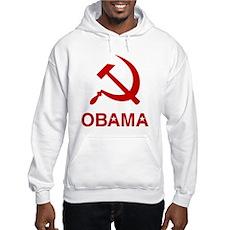 Socialist Obama Hooded Sweatshirt