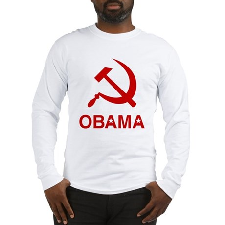 Socialist Obama Long Sleeve T-Shirt
