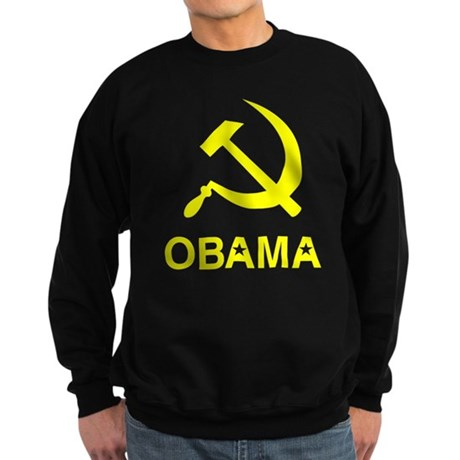 Socialist Obama Dark Sweatshirt