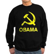 Socialist Obama Dark Sweatshirt