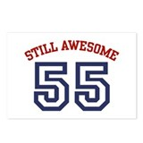 Still Awesome 55 Postcards (Package of 8)