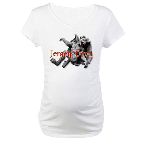 JERSEY DEVIL Maternity T-Shirt