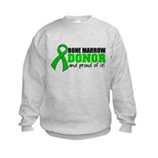 Proud Bone Marrow Donor Sweatshirt