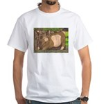 Summer Pig White T-Shirt