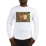 Summer Pig Long Sleeve T-Shirt