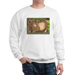 Summer Pig Sweatshirt