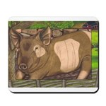Summer Pig Mousepad