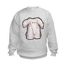 Towel Elephant Sweatshirt
