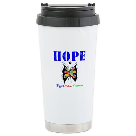 Autism HOPE Ceramic Travel Mug