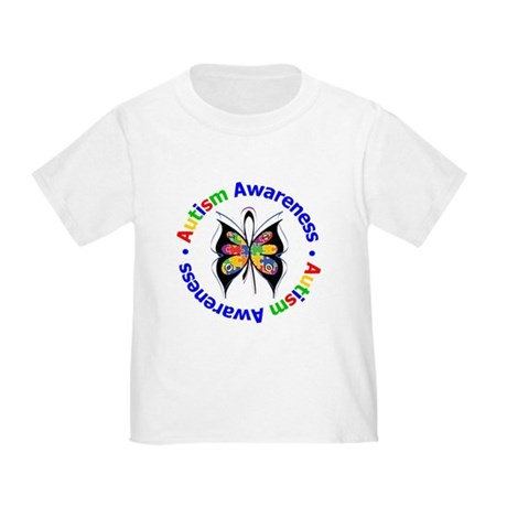 Autism FaithLoveCure Toddler T-Shirt