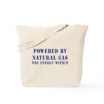 Natural Gas Tote Bag