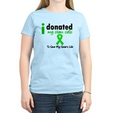 Stem Cell Donor to Sister T-Shirt