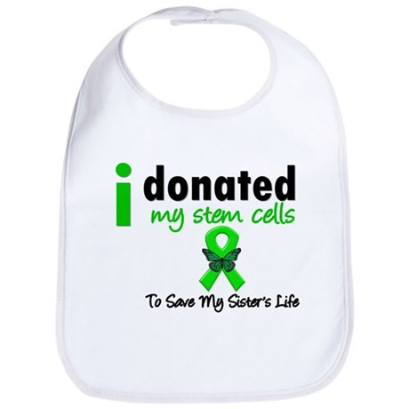 Stem Cell Donor to Sister Bib