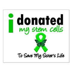 Stem Cell Donor to Sister Small Poster
