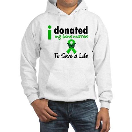 BoneMarrowDonorSaveLife Hooded Sweatshirt