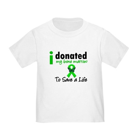 BoneMarrowDonorSaveLife Toddler T-Shirt