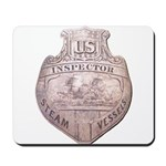 Steamboat Inspector Mousepad