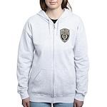 N.J. Capitol Police Women's Zip Hoodie