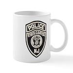 N.J. Capitol Police Mug