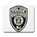 N.J. Capitol Police Mousepad