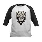N.J. Capitol Police Kids Baseball Jersey
