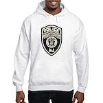 N.J. Capitol Police Hooded Sweatshirt