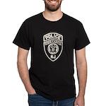 N.J. Capitol Police Dark T-Shirt