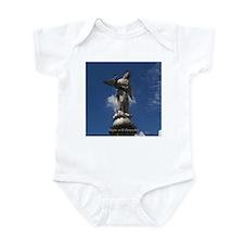 Virgin of El Panecillo Infant Bodysuit