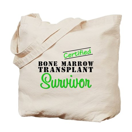 Certified BMT Survivor Tote Bag
