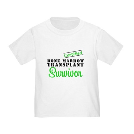 Certified BMT Survivor Toddler T-Shirt