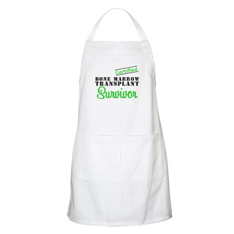 Certified BMT Survivor BBQ Apron